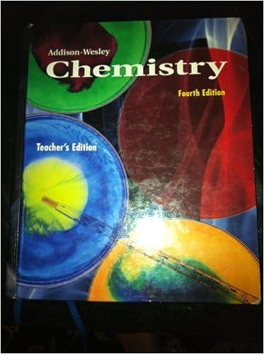 Amazon addison wesley chemistry teachers edition 4th edition addison wesley chemistry teachers edition 4th edition teachers guide edition fandeluxe Images