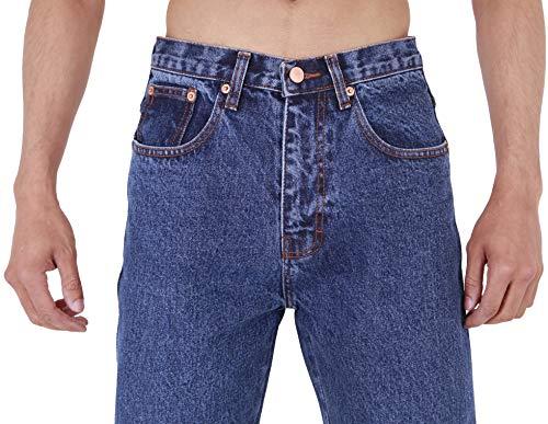 Jeans Xx Stonewash Blu corto 50 Aztec It Uomo 7SdqWPwR