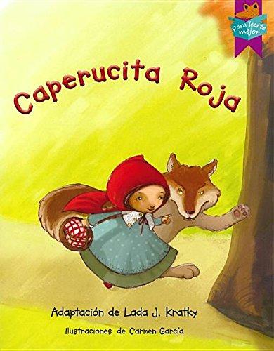 Caperucita Roja (Para Leerte Mejor / To Read You Better) (Spanish Edition) PDF