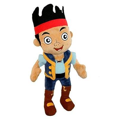 "Disney Jake and the Never Land Pirates Jake Plush 8"": Toys & Games"