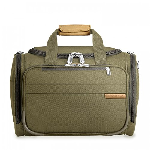 Briggs & Riley Baseline Deluxe Travel Tote,Olive by Briggs & Riley