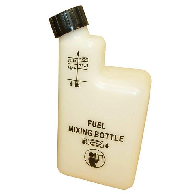 BMS Botella de Mezcla de Aceite y Combustible de 2 Tiempos ...