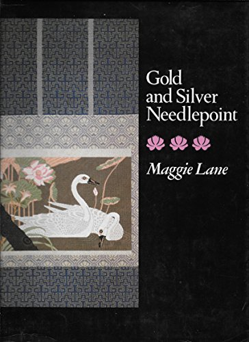 - Gold and Silver Needlepoint