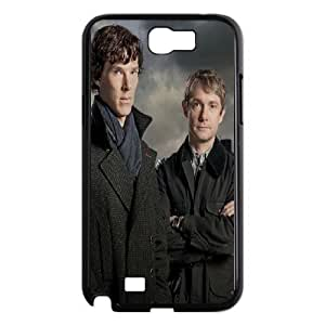 Generic Case Sherlock For Samsung Galaxy Note 2 N7100 887A2W7819