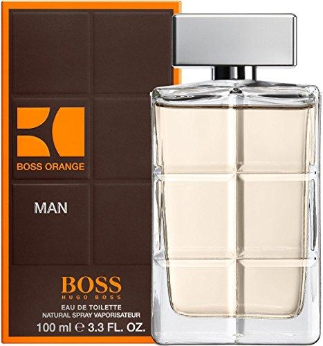 Bss orange man by hug bss for men 33 fl oz eau de toilette free gift