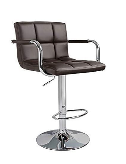 Wondrous Amazon Com Xy European Bar Stool Rotating Leather Breakfast Cjindustries Chair Design For Home Cjindustriesco