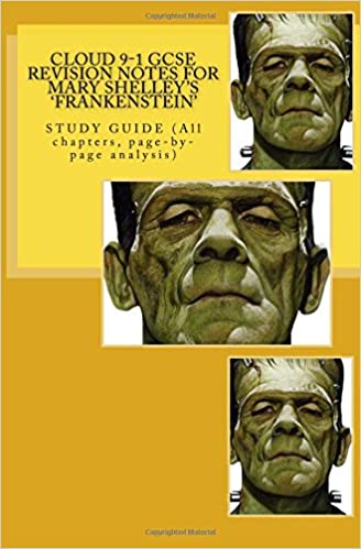 frankenstein mary shelley notes