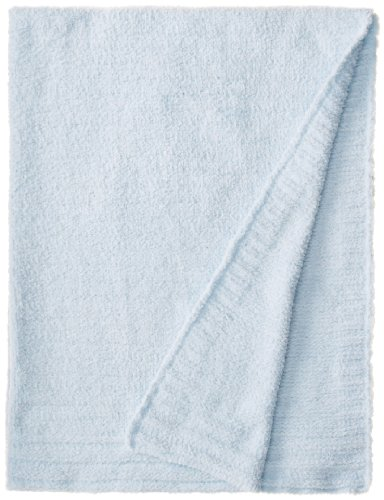 Colorado Clothing Kid's Crib Cloud Infant Blanket, Reef Blue, One Size -