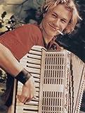 Color Photo Movie Star Heath Ledger