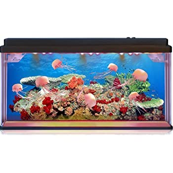 Amazon Com Novelty Led Artificial Jellyfish Aquarium Lighting Fish