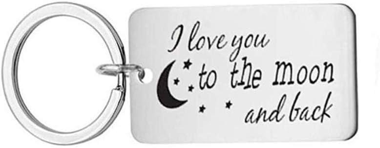 Drive Safe I Love You Keyring For Girlfriend Husband Wife Family Keyring Valentine S Day Gift Bekleidung
