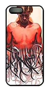 Art Unraveled Back Case For Ipod Touch 5 Cover (526 art) _618024