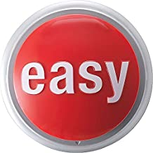 Staples Global Talking Easy Button - Complete With Batteries