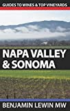 img - for Wines of Napa Valley & Sonoma (Guides to Wines & Top Vineyards) (Volume 14) book / textbook / text book