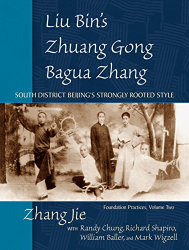 Liu Bin's Zhuang Gong Bagua Zhang, Volume Two: South District Beijing's Strongly Rooted Style
