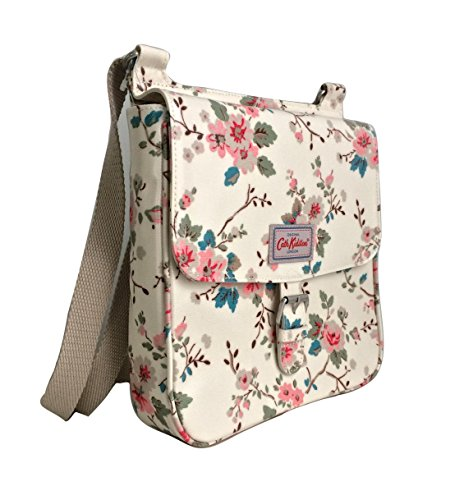 Natural Kidston Cath Rose Saddle Tab Trailing Bag pBRxRwYF