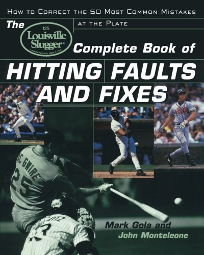 By John Monteleone The Louisville Slugger?? Complete Book of Hitting Faults and Fixes : How to Detect and Correct the 5 (1st Edition) pdf