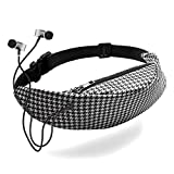 Bollysky Multicolor Fanny Bag, Waterproof Travel Fanny Pack,Belt Bag Wild Fashion 3D Digital Printing Pockets Chest Bag