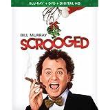 Scrooged (Blu-ray + DVD + Digital)