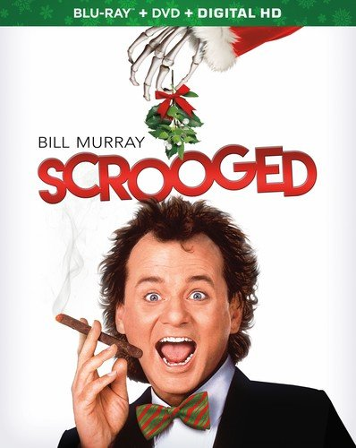 Scrooged (With DVD, Widescreen, 2 Pack, Digital Copy, Amaray Case)