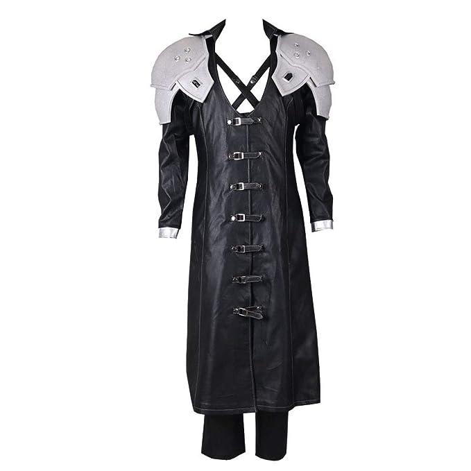 Amazon Com Cosplaydiy Men S Suit For Final Fantasy Vii 7