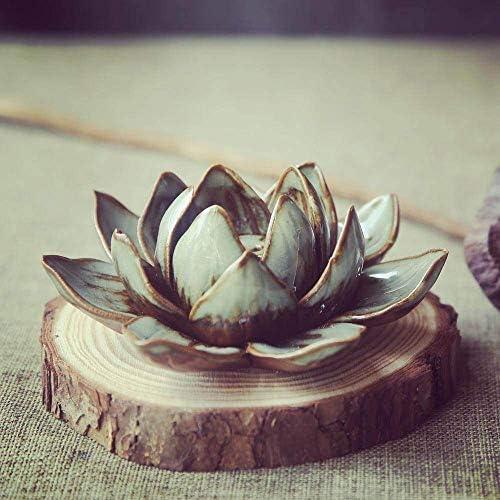 Estufa de aromaterapia individual Quemador de incienso de cerámica ...