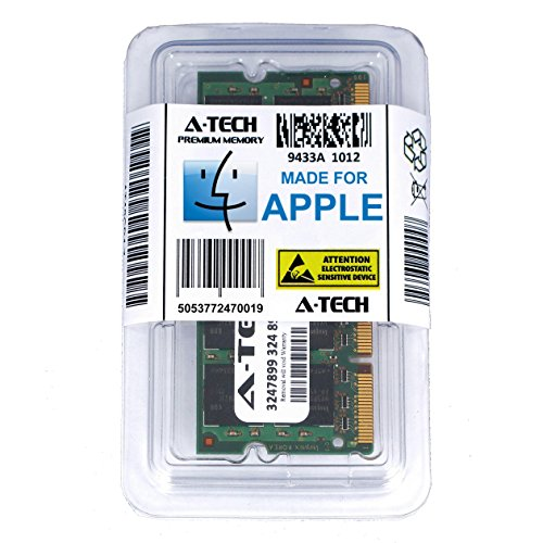 - A-Tech for Apple 2GB Module PC2-5300 667MHz iMac MacBook Pro Mid 2007 Mid 2007 Early 2008 MA897LL/A A1229 MB133LL/A A1260 MB134LL/A MB166LL/A A1261 MA876LL A1224 MA877LL MA878LL A1225 Memory RAM