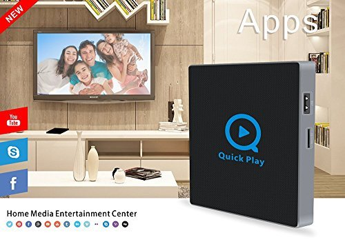 Pigflytech QⅡ Android TV Box Smart TV Box&DTV Converter TV Box by Pigflytech