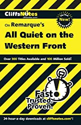 CliffsNotes On Remarque's All Quiet on the Western Front