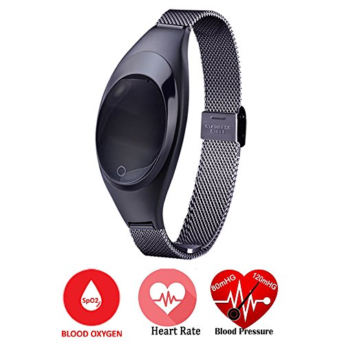 Relee Heart Rate Blood Oxygen Pressure Monitor Wirless Fi...