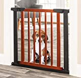 Best modern pet door - Palmer Dog Gate - Indoor Pet Barrier, Expandable Review