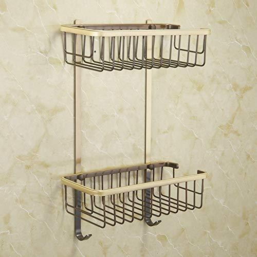 Der Bathroom racksathroom shelforner Shower racksathroom shelvesorner Rack Showers,for Bathroom Kitchen (Color : B) by Der (Image #2)