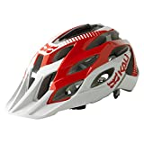 Kali Protectives Amara Helmet with Mount, Trail Red, Small/Medium For Sale
