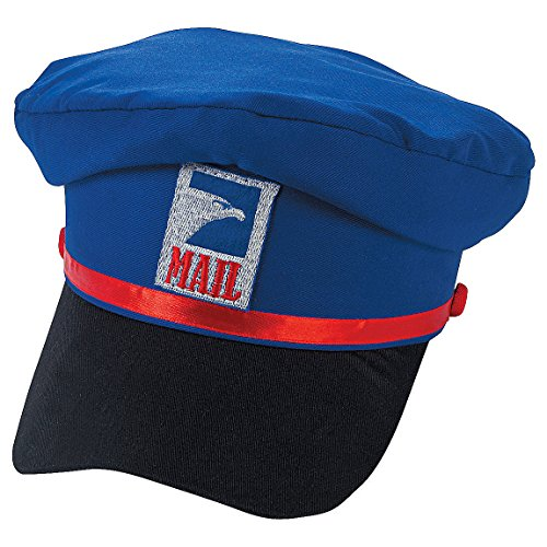 MyPartyShirt Mail Carrier Hat]()