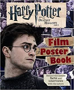 Harry Potter and the Deathly Hallows Film Poster Book Harry ...
