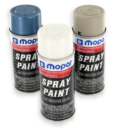 Mopar Touch Up Paint 5oz Spray Can - Steel Blue Pearl Coat (Paint 5 Oz Spray Can)