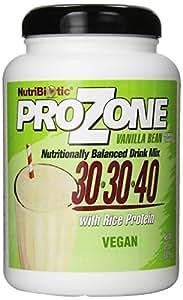 Nutribiotic Prozone, Vegan Vanilla Bean, 22.5 Ounce