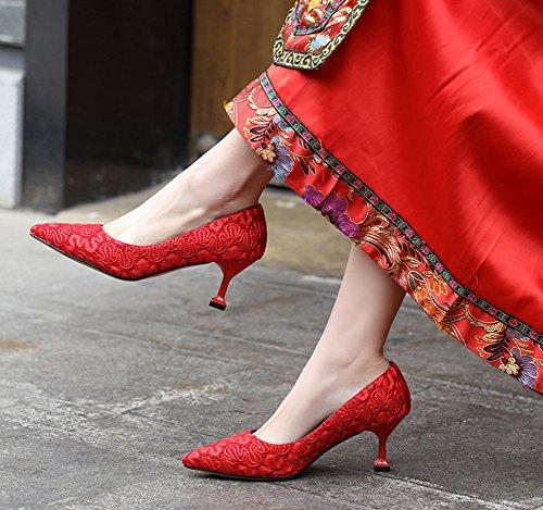 Femme De Aisun Chaussures Mari Classique qtdZCwZnXP