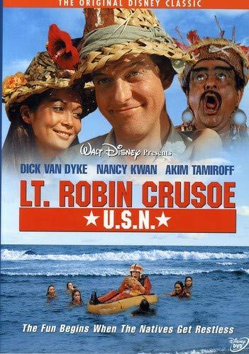 - Lt. Robin Crusoe, U.S.N.