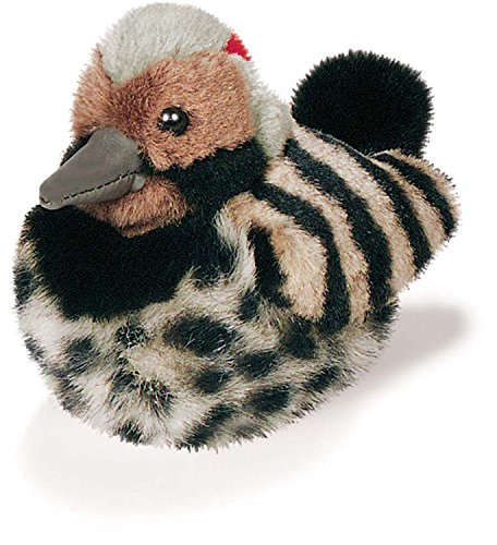 Flicker - Audubon Plush Bird (Authentic Bird Sound)