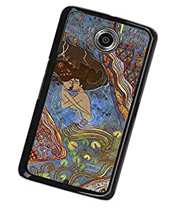 Motorola Nexus 6 Mirror SurfaceFunda Kahlil Gibran's the Prophet Ultra Thin Durable Personalized Aluminum Skin Protective Case
