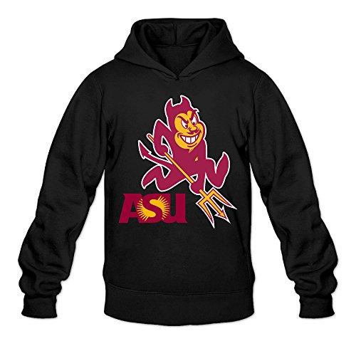 CYANY Arizona State University ASU Women's New Hoodies Sweatshirt SBlack