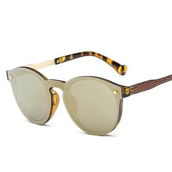 WAQWYQ Gafas Nuevas Gafas de Sol para Mujer Gafas de Sol ...
