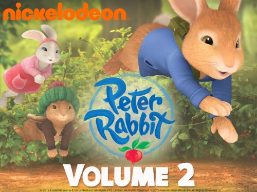 [The Tale of the One That Got Away/The Tale of Cotton-tail's New Friend] (Peter Cotton Tail)