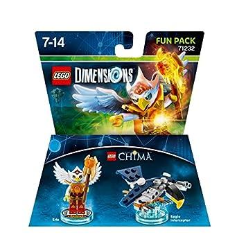 LEGO Dimensions Eris Fun Pack 59pieza(s) Juego de construcción ...