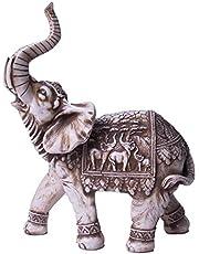 تمثال على شكل فيل ارتفاع 26 سم