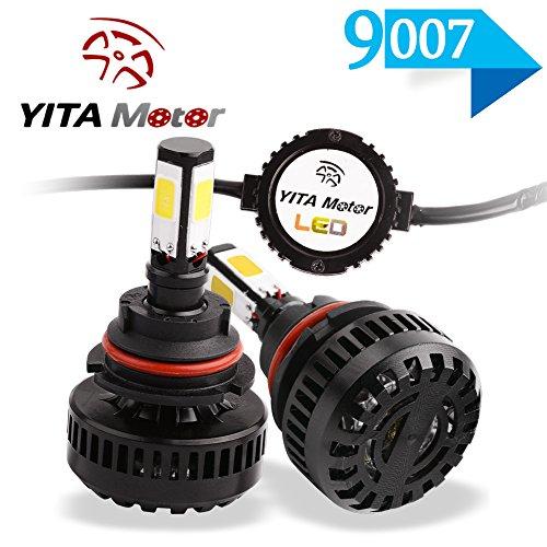 YITAMOTOR Headlight 6000k 12000LM Lights
