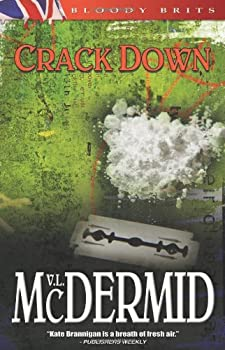 Crack Down 0684197561 Book Cover