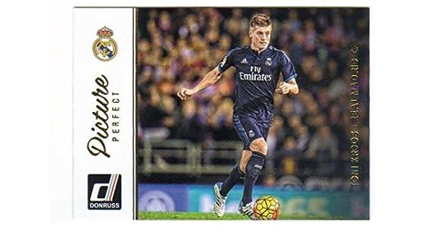 Champions League 17//18 Madrid CF Sticker 13 Toni Kroos Real