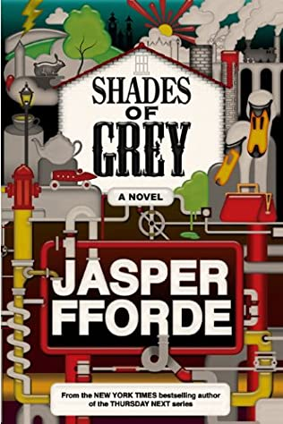 book cover of Shades of Grey
